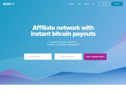 RunCPA Bitcoin Affiliate Network